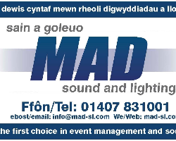 MAD Sound & Lighting Ltd