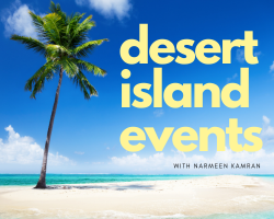 Desert Island Events